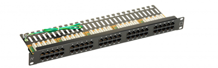 VOICE PANEL 50P RJ-45 CAT.3 TELEF.