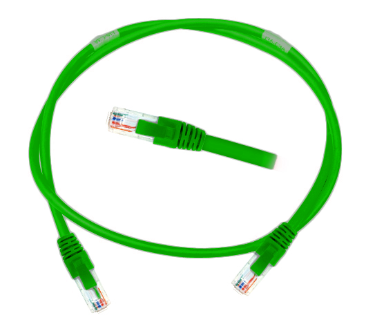 PATCH CABLE CAT.6 CM 2,5 MT. VD