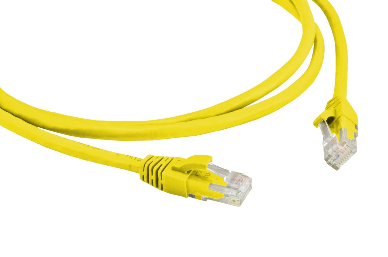 PATCH CABLE CAT.5E CM 1,5 MT. AM