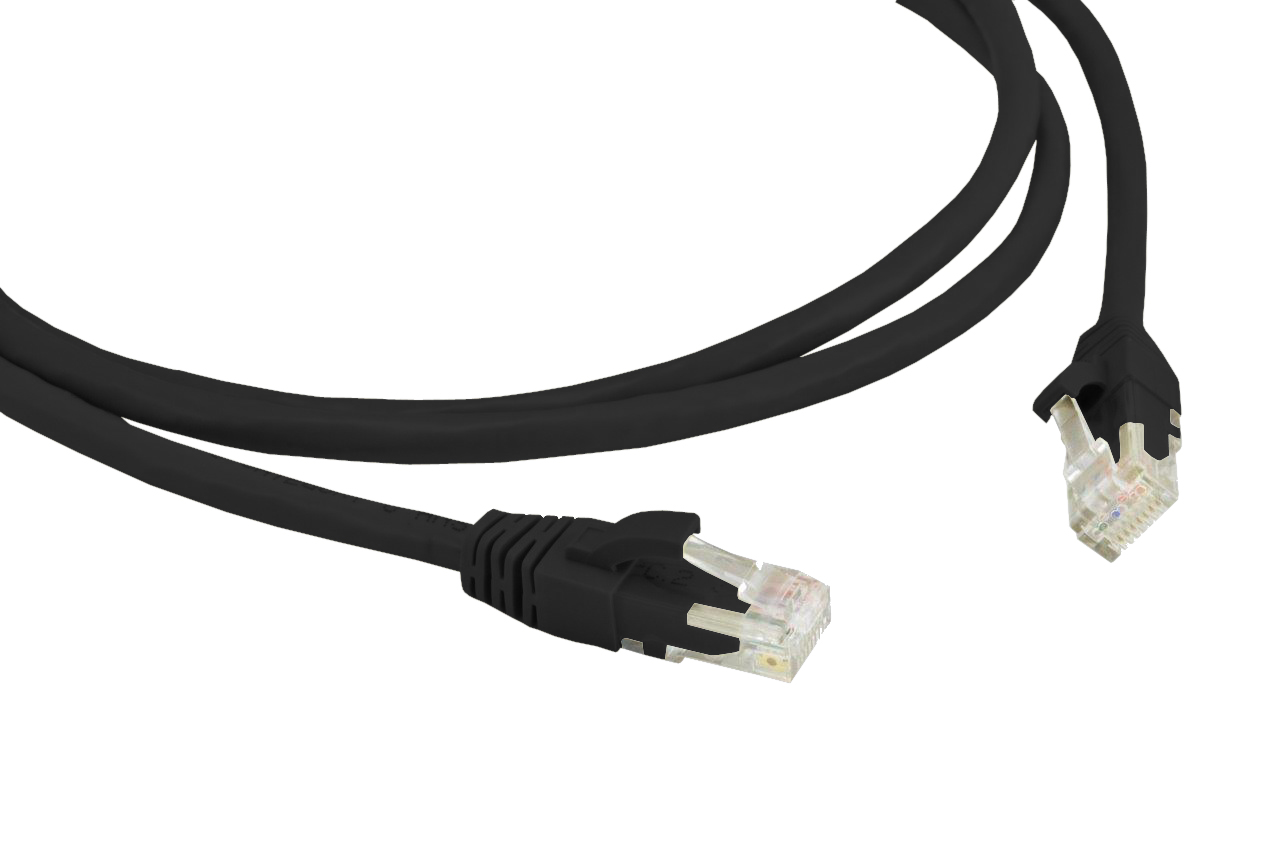 PATCH CABLE CAT.5E CM 2,5 MT.PR
