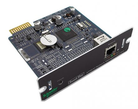 PLACA GERENC P/NO BREAK C/POR RJ-45