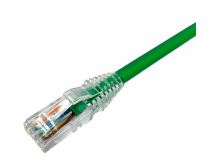 PATCH CABLE CAT.6    5 FT (1.52m)VD